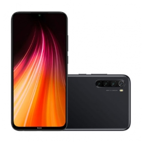 Celular Xiaomi Note 8 128 GB Dual Chip Preto
